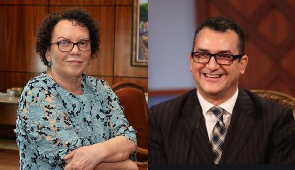 Román Jáquez y Miriam Germán, de recibir presiones del pasado Gobierno a dirigir JCE y Procuraduría