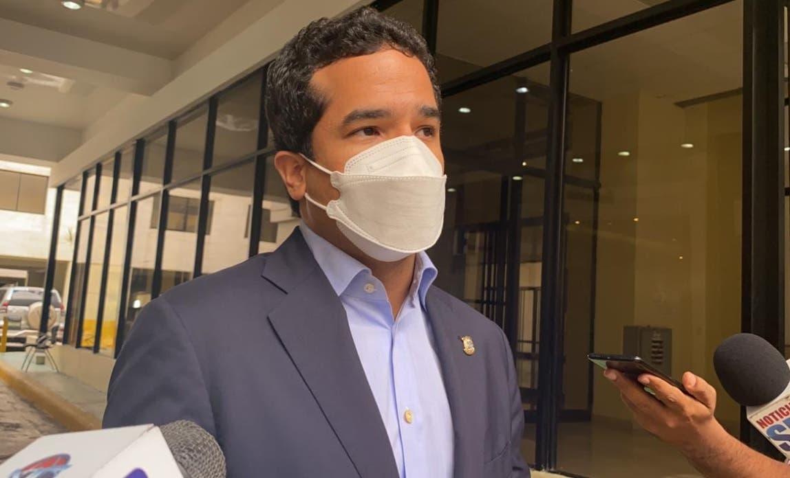 Diputado Omar Fernández propone modificación a la Ley 248-12