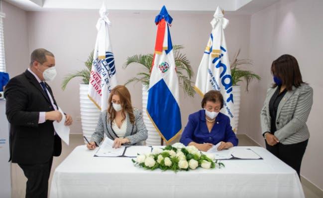 Inaipi y Prosoli firman acuerdo para favorecer núcleo familiar de infantes