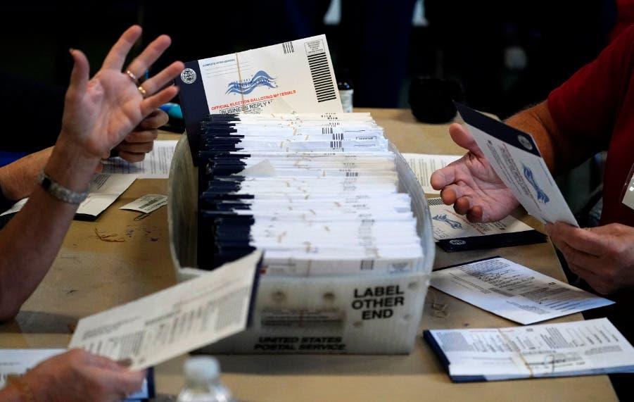 Juez de Corte Suprema EEUU ordena separar ciertos votos en Pensilvania