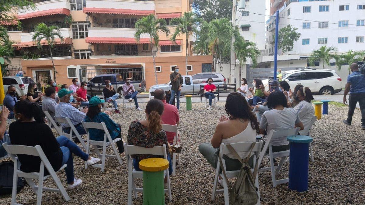 Diputado José Horacio realiza encuentro con ciudadanos