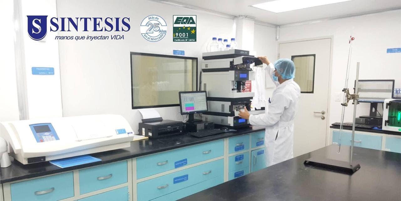 Laboratorios Síntesis pide agilizar investigaciones a producto objeto de alerta