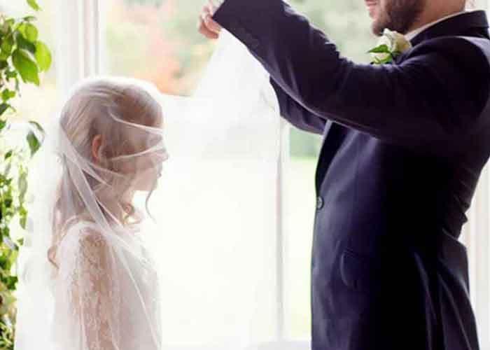 Funcionarios muestran su oposición al matrimonio infantil