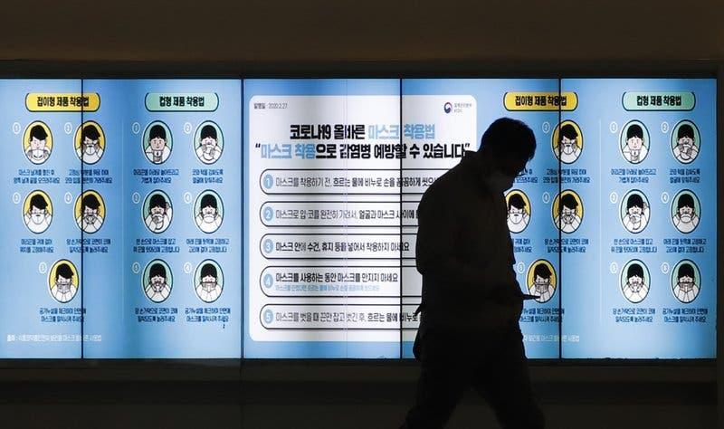 Corea del Sur y Japón valoran más medidas ante los rebrotes de coronavirus