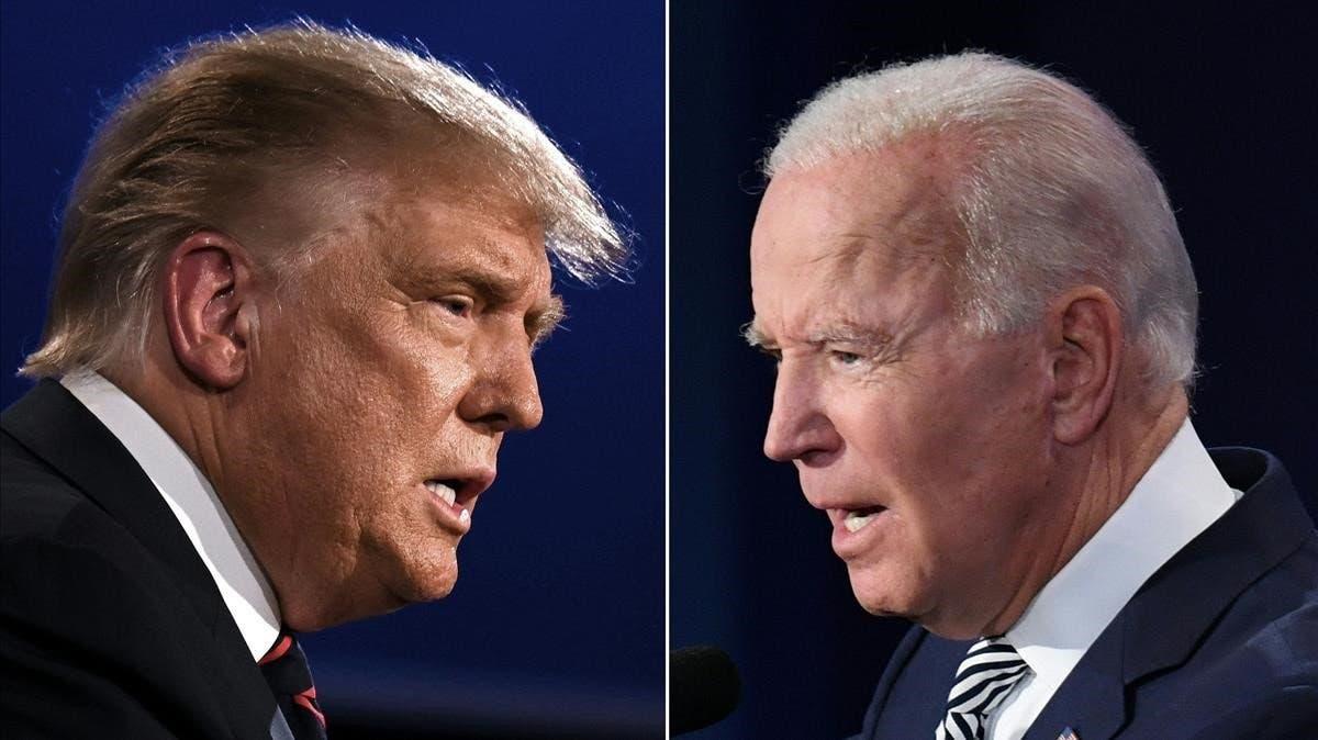 Trump gana en Indiana y Kentucky, y Biden en Vermont, según grandes medios