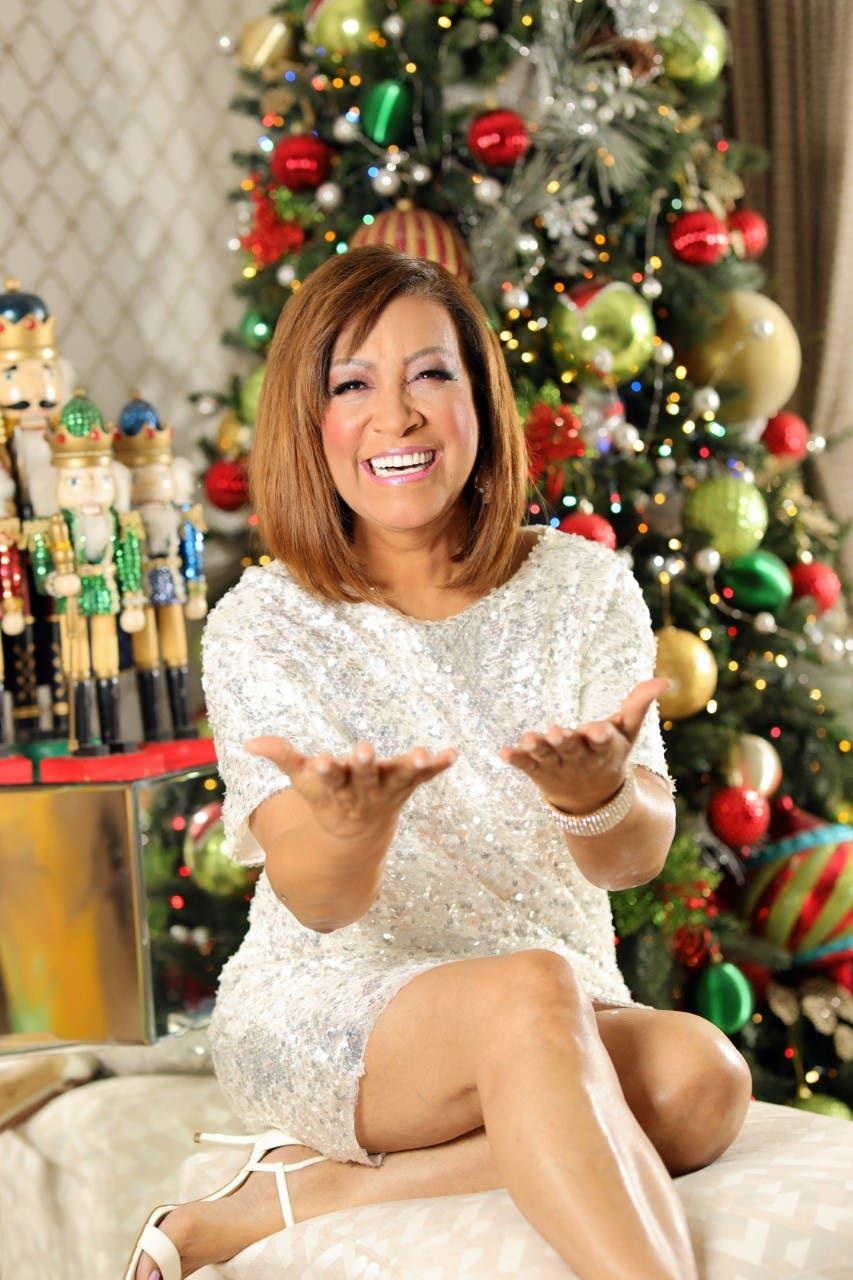 Milly Quezada ofrecerá concierto gratuito como regalo de Navidad