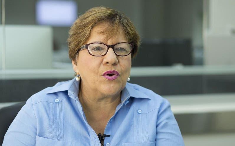 Gloria Ceballos se recupera del Covid-19
