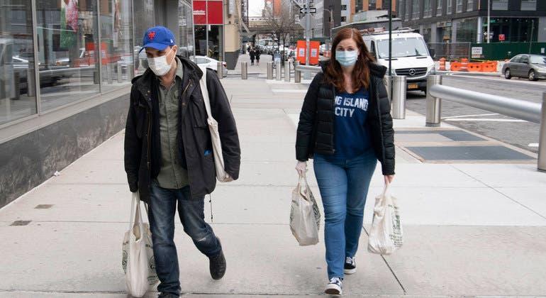 Estudio danés cuestiona protección de mascarillas contra el coronavirus
