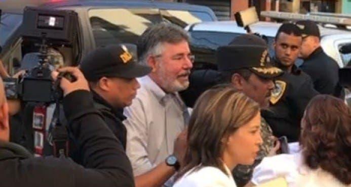 Arrestos de hoy han sido más discretos que en caso Odebrecht