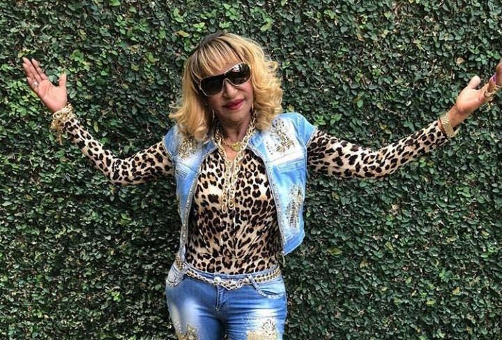 Fefita la Grande: «Yo soy una mujer que vivo de la música, los escenarios me hacen falta»