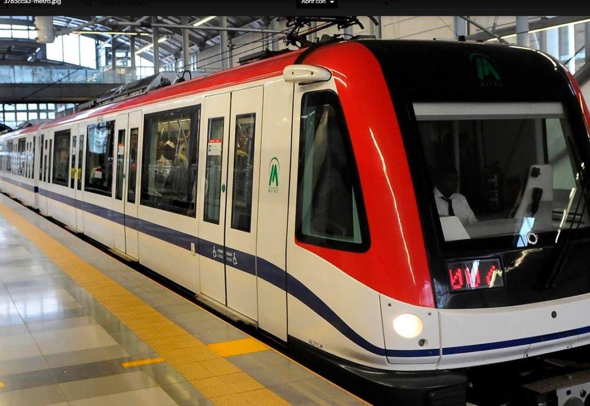 Metro de Santo Domingo restablece servicios tras presentar falla técnica