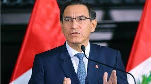Prohíben al expresidente Martín Vizcarra salir de Perú por 18 meses