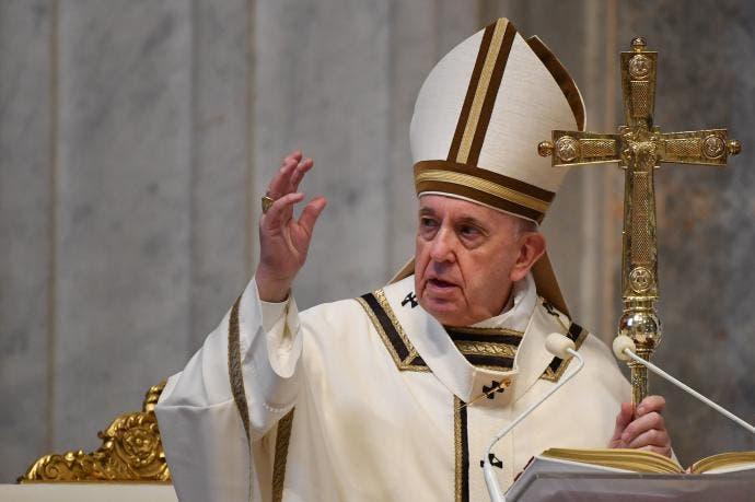 El papa dice que la pandemia ha amplificado las injusticias en Latinoamérica