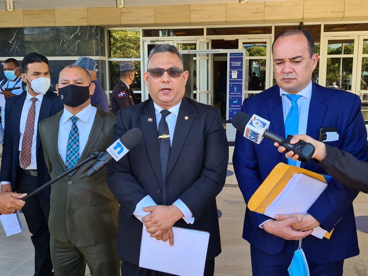 Miembro del Consejo del Poder Judicial acusa a Luis Henry Molina de corrupción
