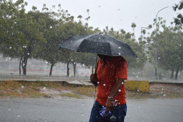 Pronostican lluvias dispersas para hoy 25 de diciembre