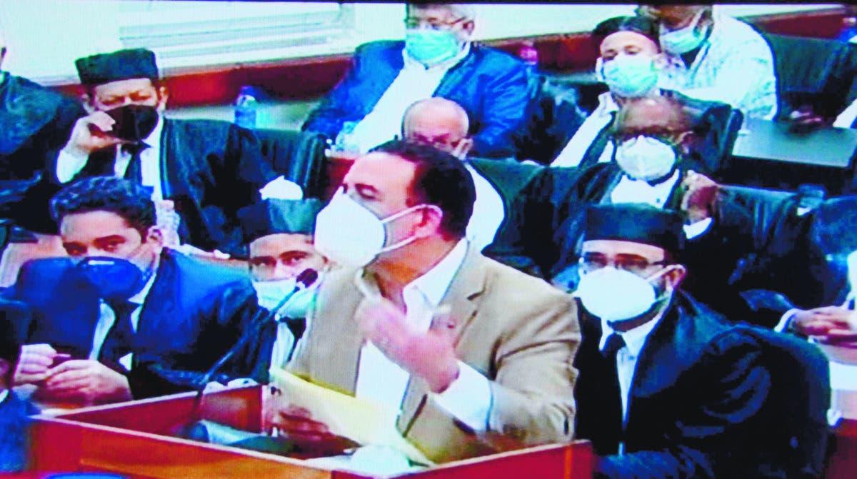 Ratifican medidas de coerción a imputados en caso Antipulpo