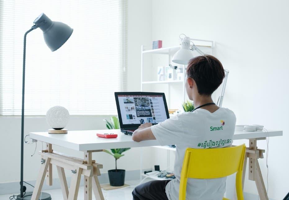 Para trabajar en casa: opciones de escritorios