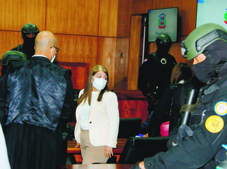 Tribunal rechaza amparo  interpuso Magalys Medina por vigilancia en residencia