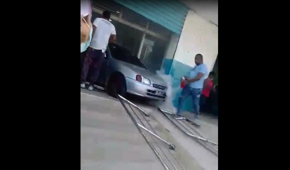 Condición de las personas atropelladas por un vehículo en el centro Fundación Siglo XXI