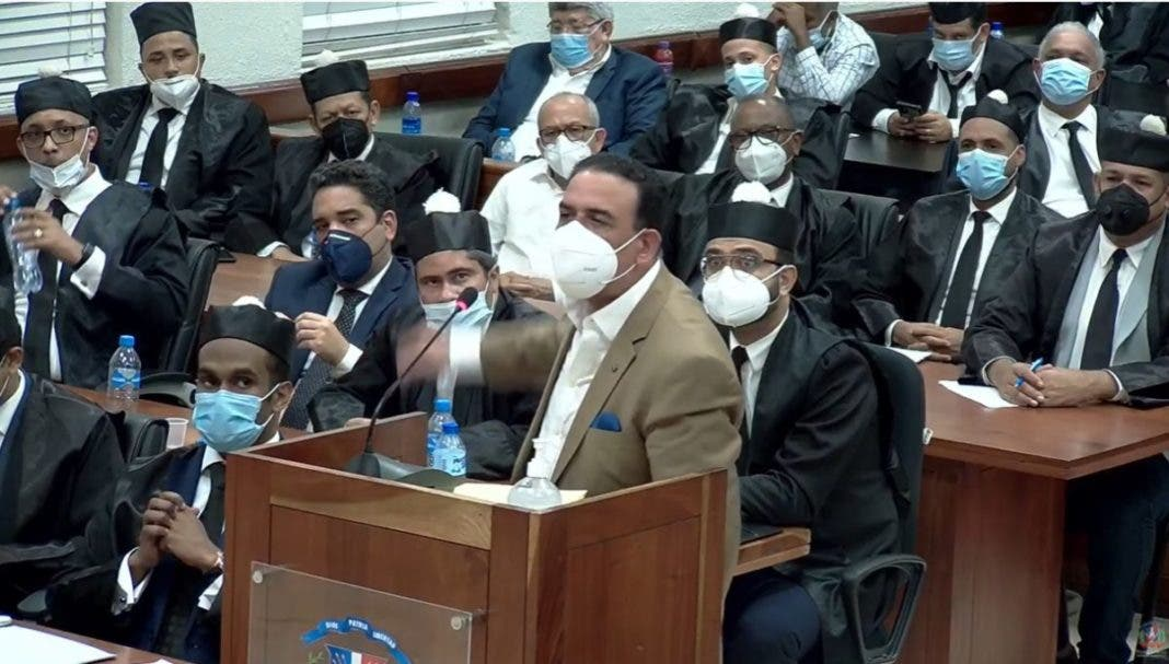De dos hermanos de Danilo Medina, uno, Alexis Medina, va a prisión