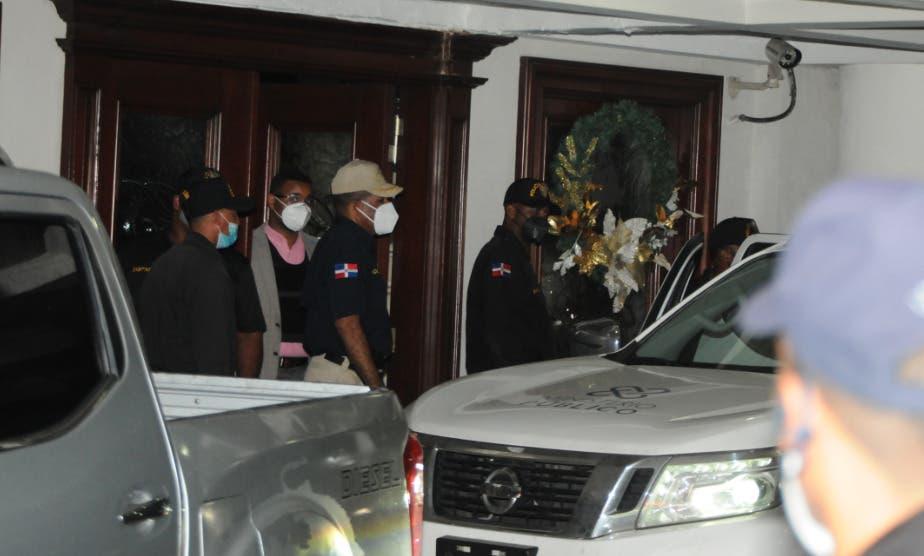 Lo más reciente sobre  allanamientos en torres por  «Operación Anti Pulpo»