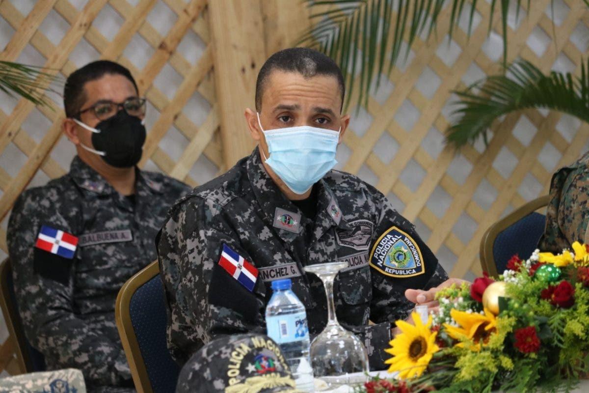 Policía y Fuerzas Armadas coordinan operativo para garantizar la seguridad este fin de año
