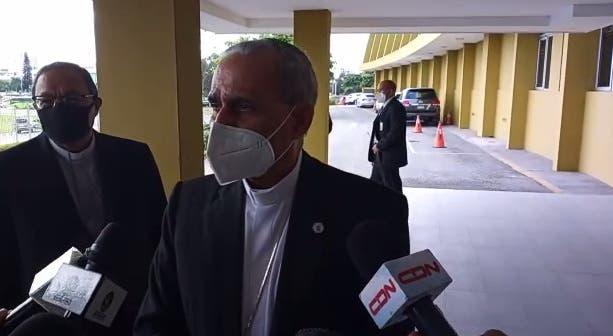 Lo que dijo Monseñor Freddy Bretón sobre el caso Anti Pulpo y corrupción en RD