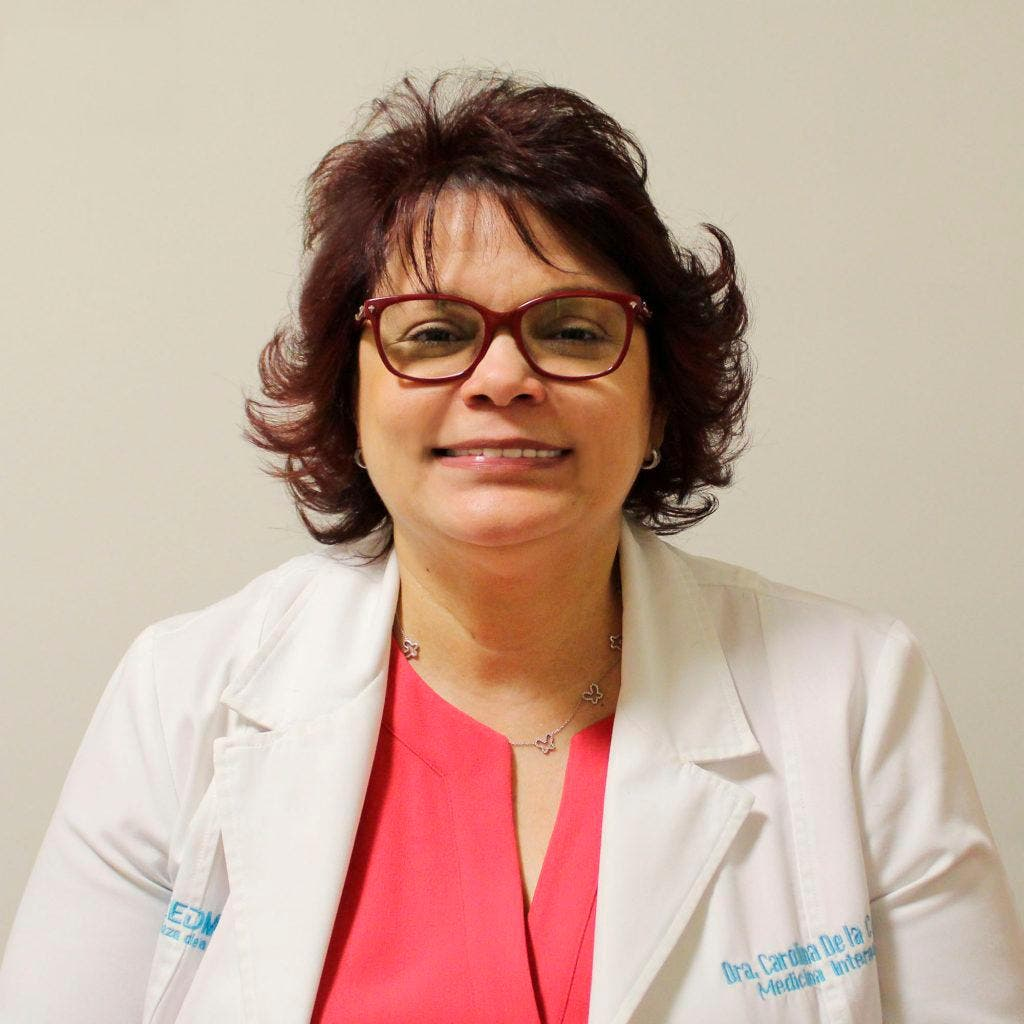 Aclaran que la doctora Carolina de la Cruz no ha muerto