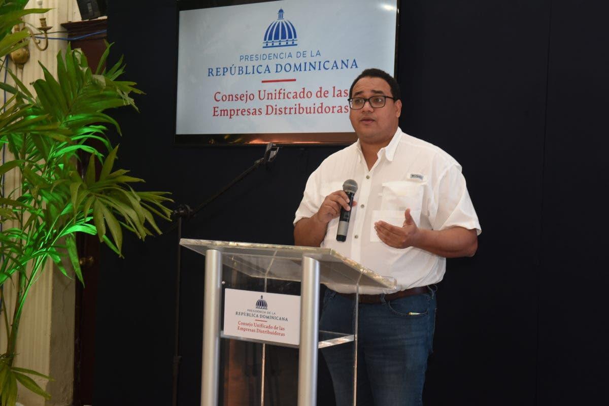 Astacio dice EDES han logrado ahorros por más de tres mil millones de pesos