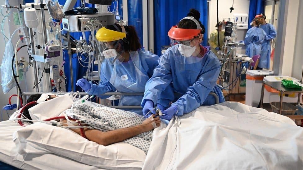 Nueva York confirma un caso de la nueva cepa británica de coronavirus