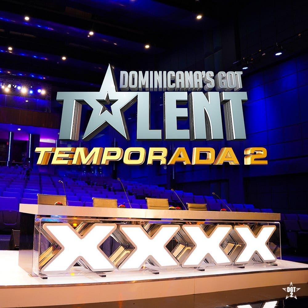 Hoy inicia segunda temporada de Dominicana's Got Talent