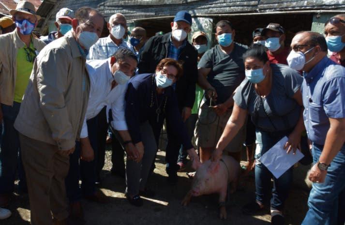 FEDA beneficia a más de cinco mil familias con programa «Regreso al Campo»