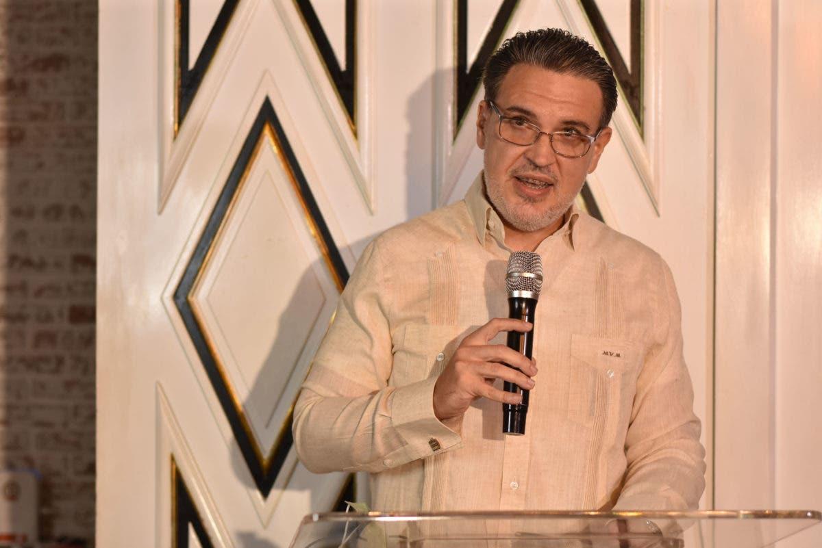 Miguel Valera presenta libro «Constitución, Justicia y Derecho»
