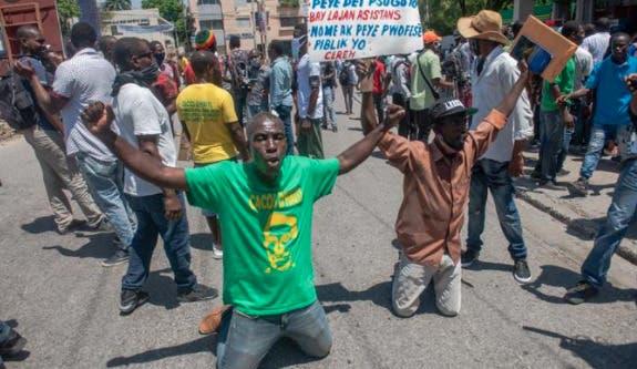 Haití registran 117 secuestros en septiembre y 73 en agosto, según ONG