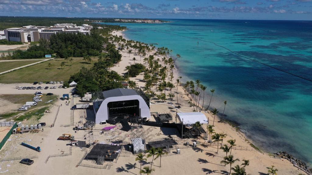 La ciudad destino Cap Cana escenario oficial de Premios Heat Latin Music 2020
