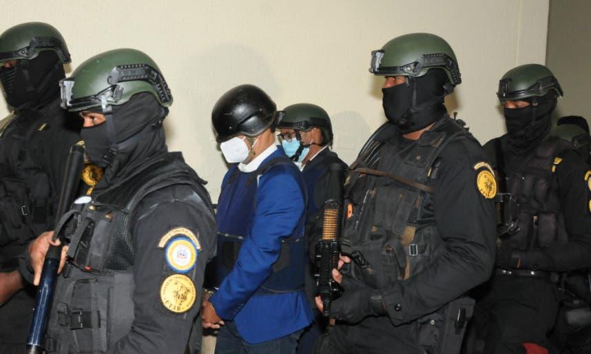 Imputados caso Anti Pulpo vuelven a la fiscalía, juez revisa medida de coerción