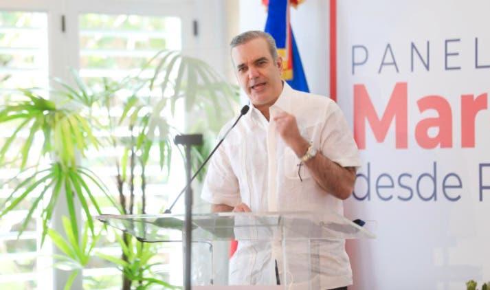 Luis Abinader ve esperanzador compromiso sector privado con Marca País