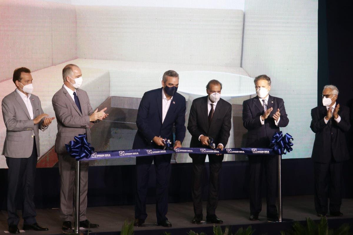 APAP inaugura moderno edificio de negocios innovador, inclusivo y sostenible