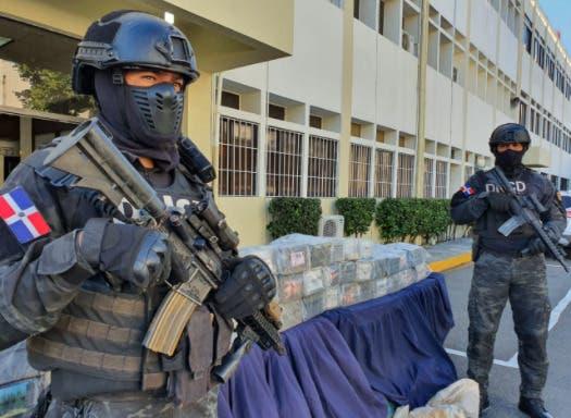 Autoridades decomisan siete toneladas de droga en los últimos tres meses