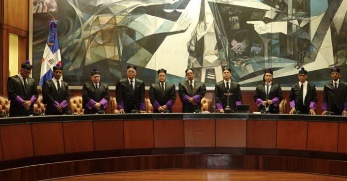 Pleno SCJ aprueba designación de 40 nuevos jueces de paz