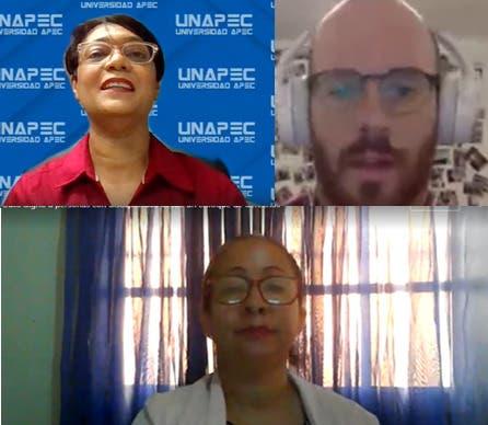 CONADIS dicta charla en Unapec sobre trato digno a personas con discapacidad