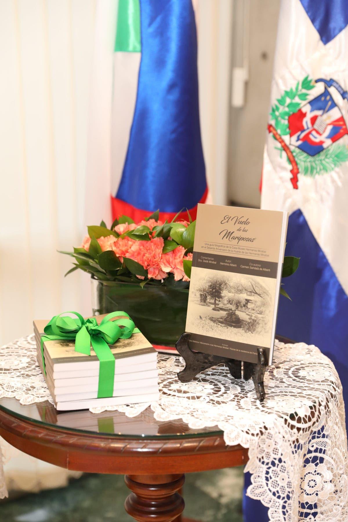 BHD León auspicia libro fotográfico sobre las hermanas Mirabal