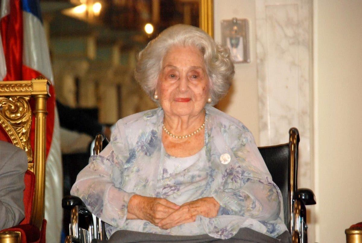Mensaje del PLD tras fallecimiento de Doña Carmen Quidiello, viuda de Juan Bosch