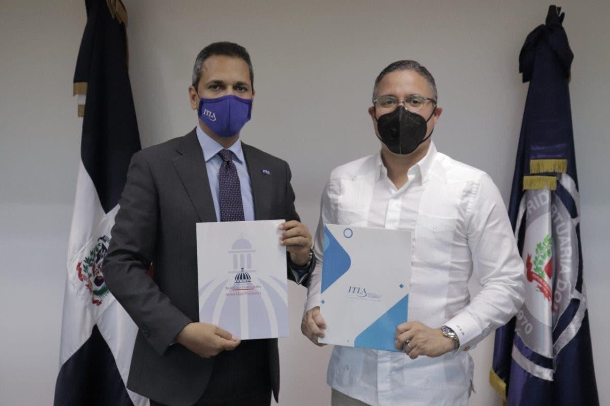 APORDOM e ILTA firman acuerdo para digitalización de sistemas y capacitación de colaboradores