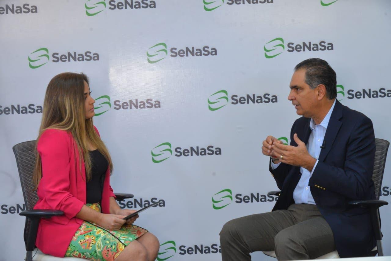 """""""SeNaSa no solamente es el seguro del pueblo, es una marca país"""", afirma Santiago Hazim"""