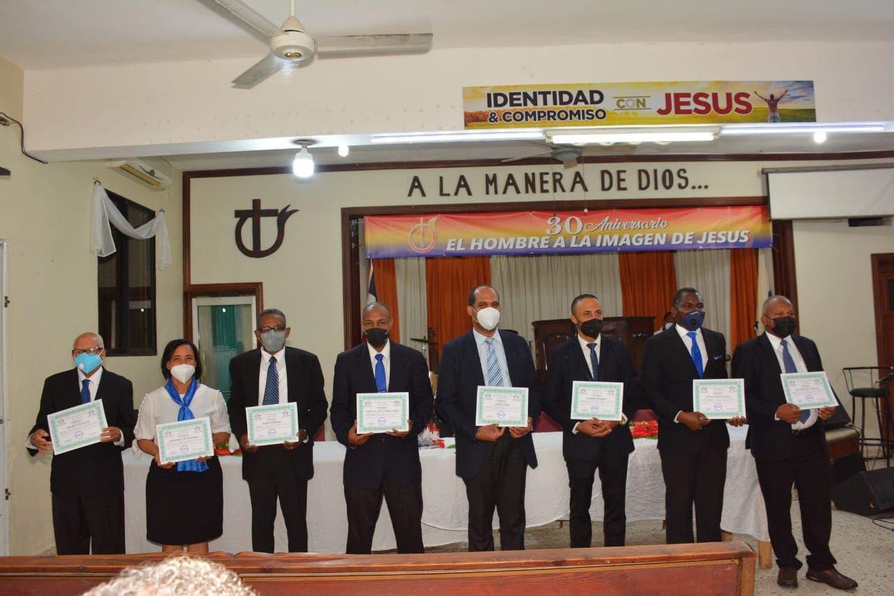 Unión de Iglesias Evangélicas Pentecostales de Los Alcarrizos tiene nueva directiva