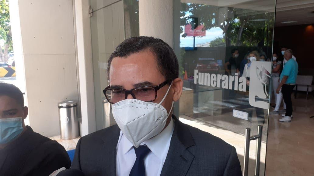 Eddy Olivares dice su participación en el PRM no debe ser evaluada