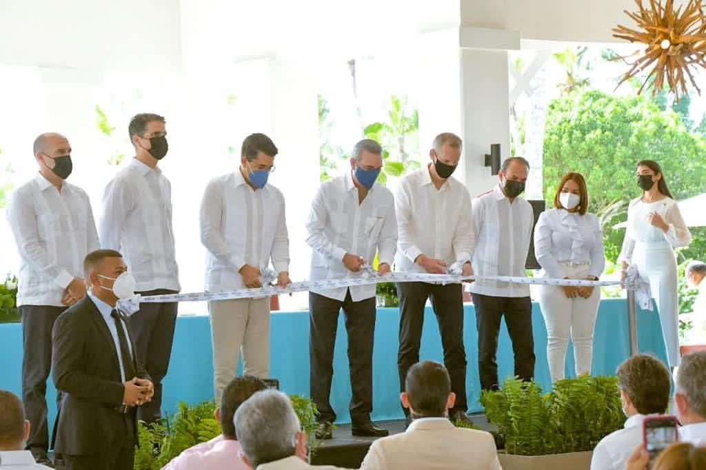 Inauguran complejo hotelero Hilton en La Romana