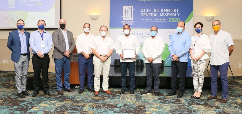 Director Ejecutivo del Departamento Aeroportuario participa en Asamblea ACI-LAC
