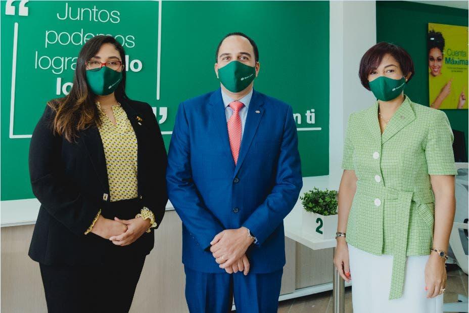 Banco Caribe abre nueva sucursal en Santo Domingo Oeste
